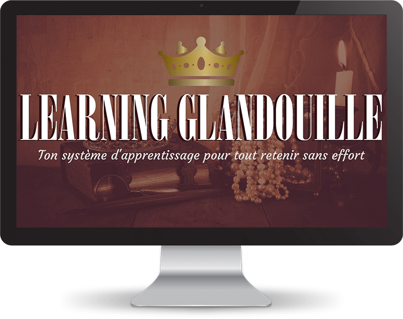 Mock Up Learning Glandouille